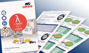 Ceník URSA 2021