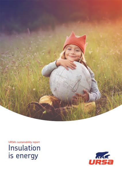 Zpráva o trvale udržitelném rozvoji společnosti URSA