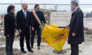Rekonštrukcia VZ v Taliánsku